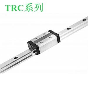 TBI中组装TRC系列线性滑轨