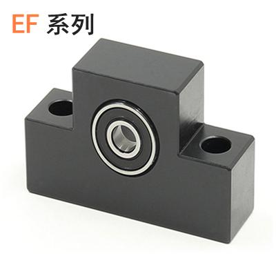 银泰PMI滚珠丝杆专用支撑座EF系列