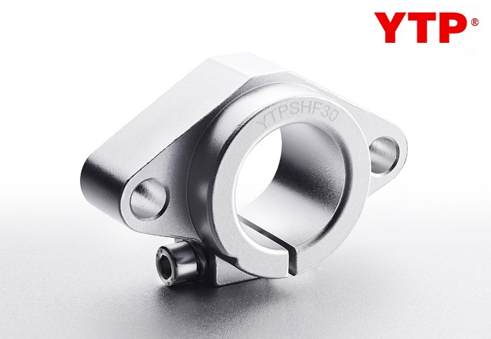 YTP直线轴承卧式轴支座SHF型